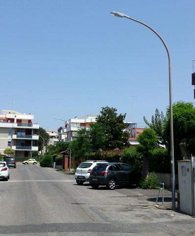 Santa Marinella, l'illuminazione è a led