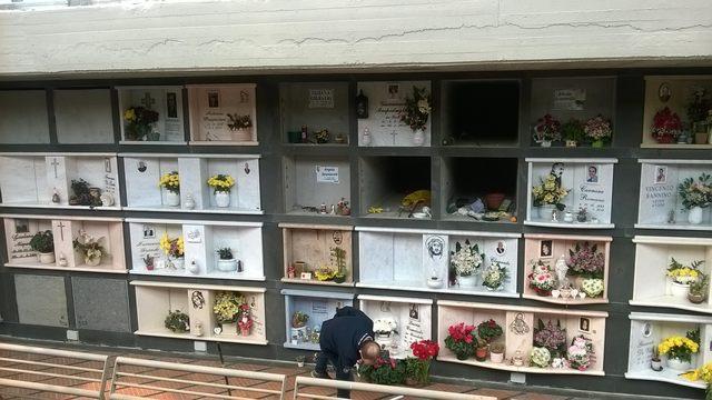 Cimitero nuovo, slitta ancora la costruzione dei 300 loculi
