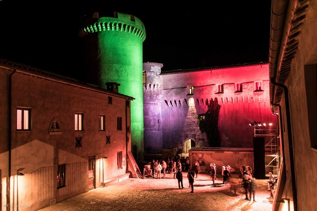 Al via le visite serali al Castello di Santa Severa