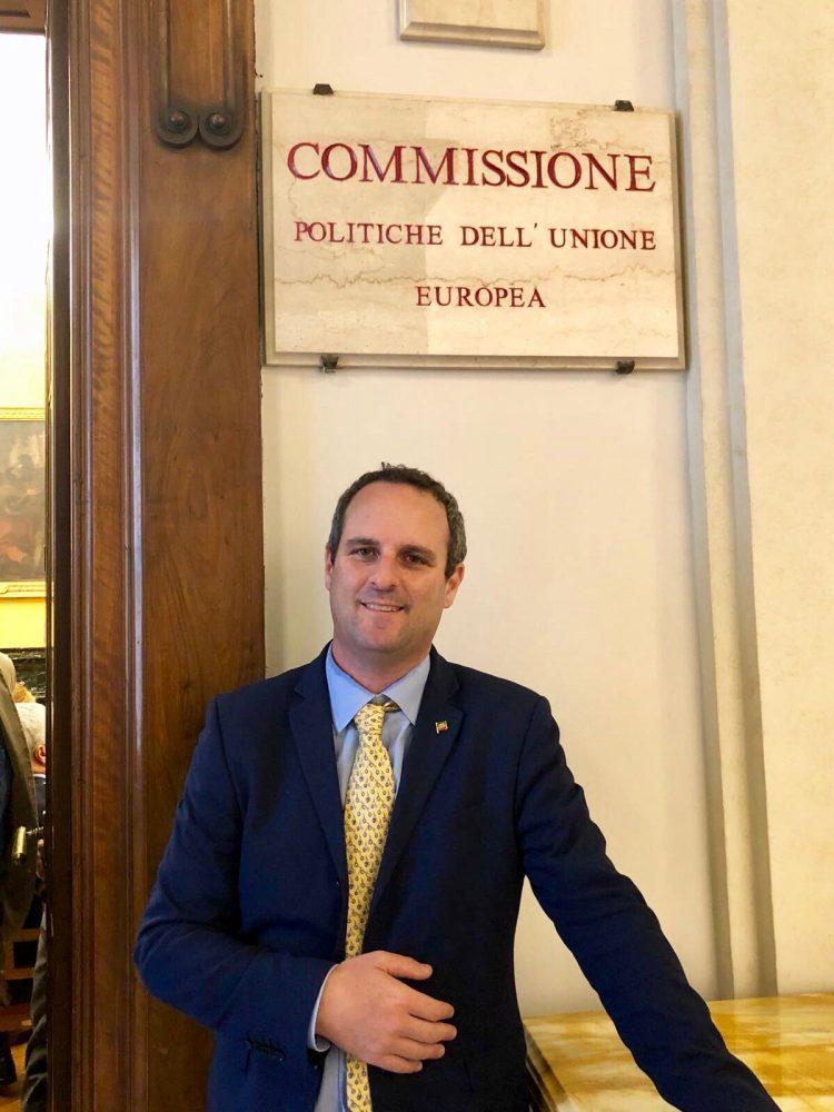 Marta Grande presidente della Commissione Esteri della Camera