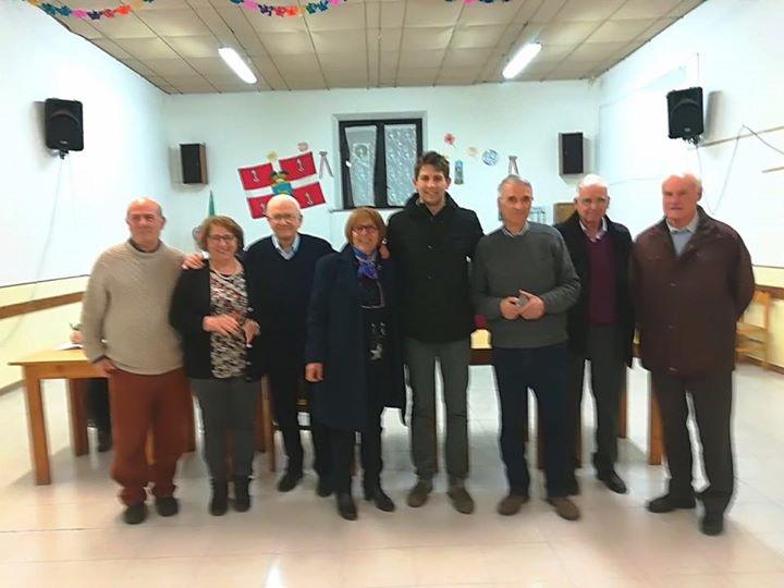 Carlo Meraviglia è il nuovo presidente del centro anziani di Tarquinia