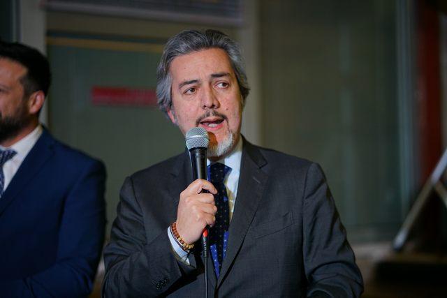 Il senatore Francesco Battistoni (FI) a Tidei : ''I parlamentari del territorio non sono stati invitati''