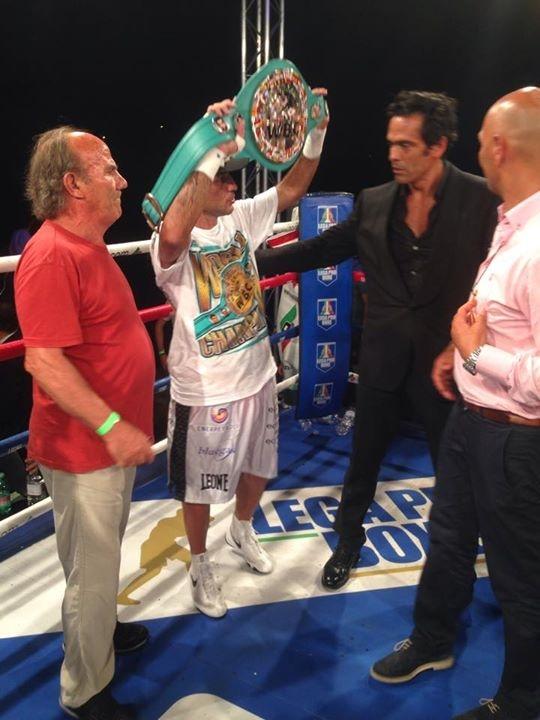 Giù il cappello di fronte al campione