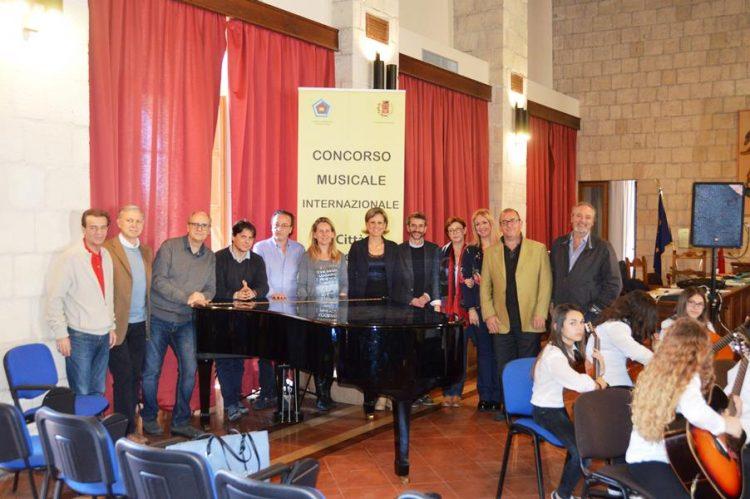 Concerto premiazione del Concorso musicale internazionale
