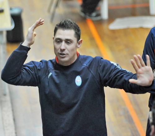 Fabio Cristini via da Ladispoli: ''Lascio solo per motivi logistici''