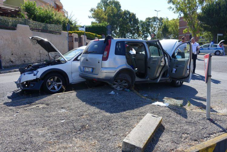 Grave incidente a San Gordiano
