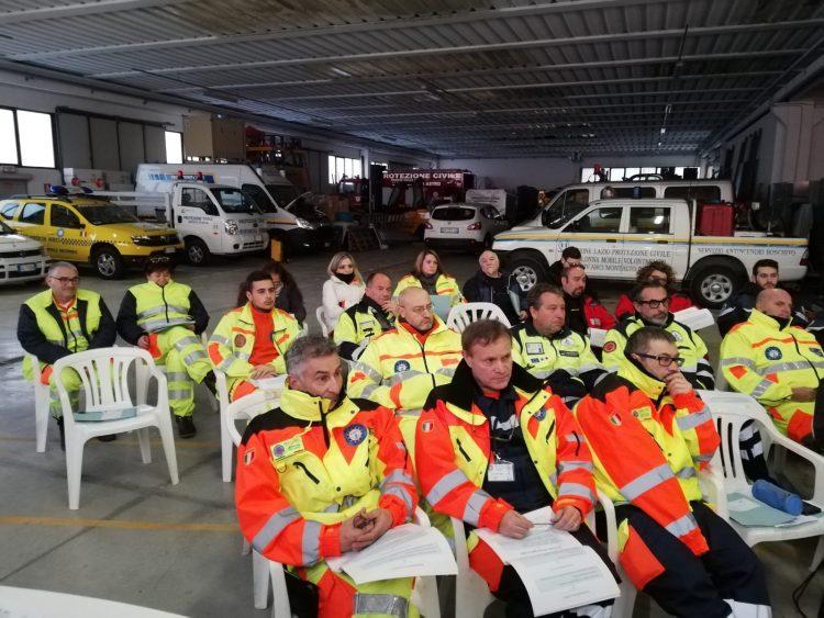 Formati 180 volontari in tutta Italia