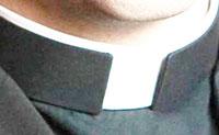 Narcotrafficante finto prete