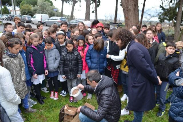 Cerveteri:lezione di compostaggio per le scuole