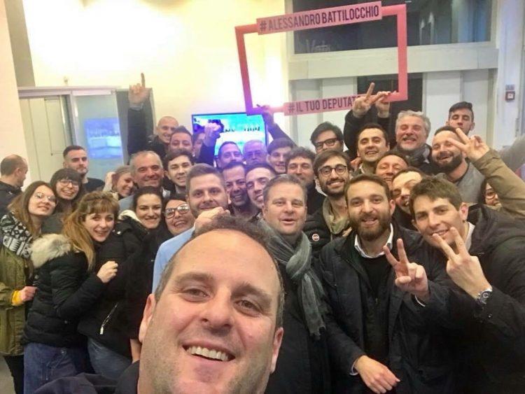 Politiche, a Tarquinia Battistoni (38,57%) e Battilocchio (38,36%) i più votati