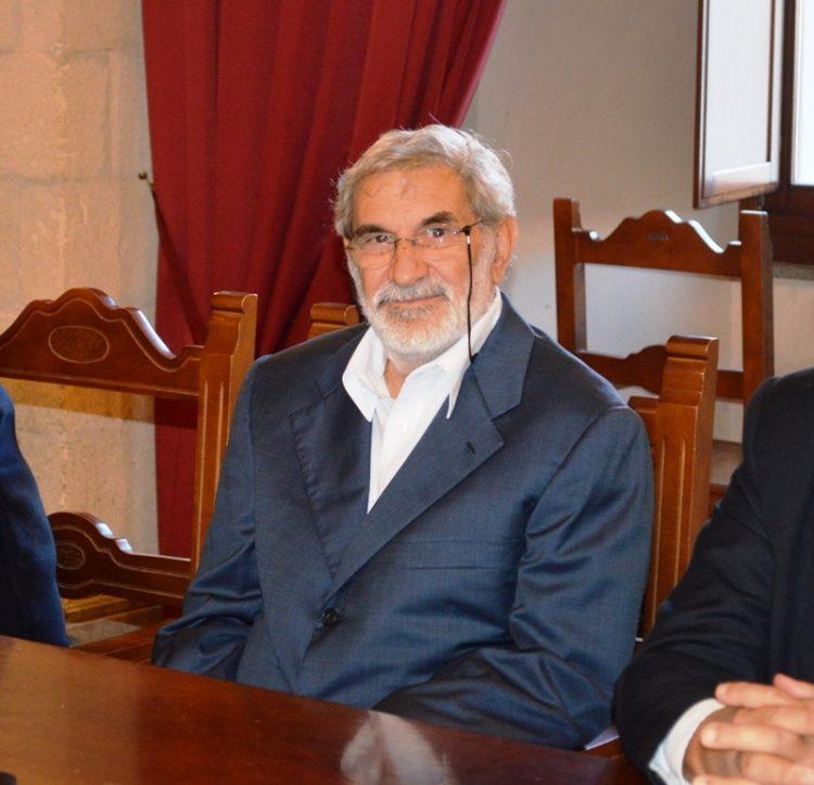 Luigi Torricelli è entrato in consiglio