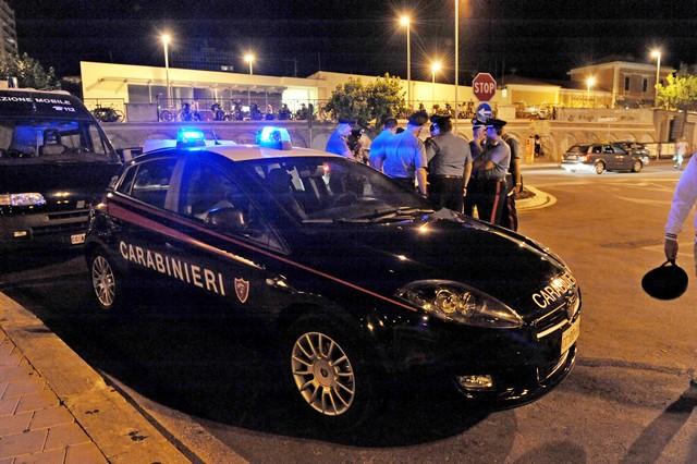 Movida, arrestato un sessantenne