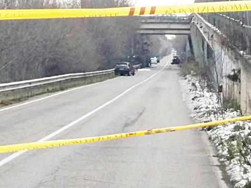 Investita sulla via Ostiense, donna muore sul colpo