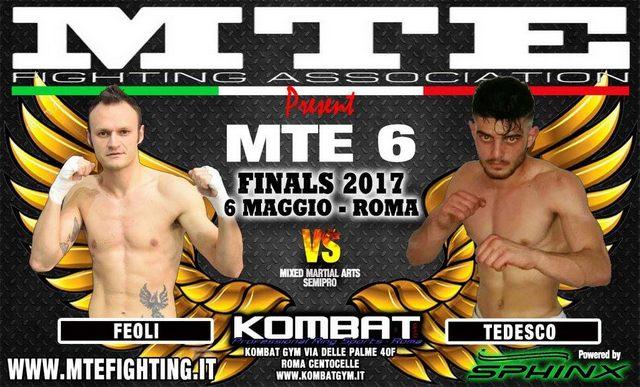 Emanuele Feoli a caccia di riscatto alle MTE Finals 2017