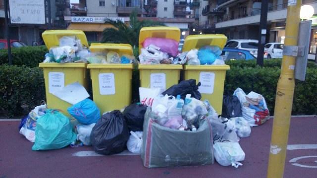 Guerra di rifiuti tra Cerveteri e Ladispoli