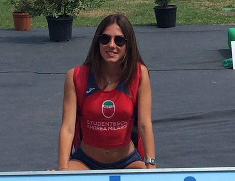 Lucrezia Adamo è campionessa d'Italia