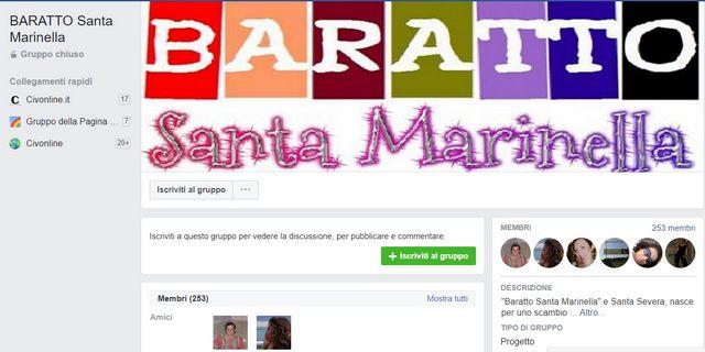 Santa Marinella, il ''baratto'' per scambiare servizi e favori
