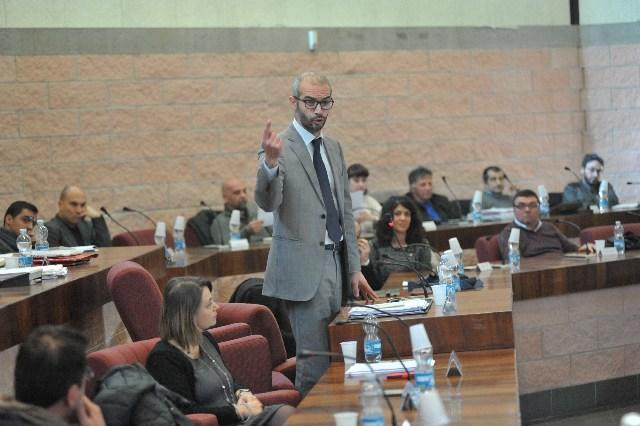 Assestamento di bilancio: dibattito in consiglio