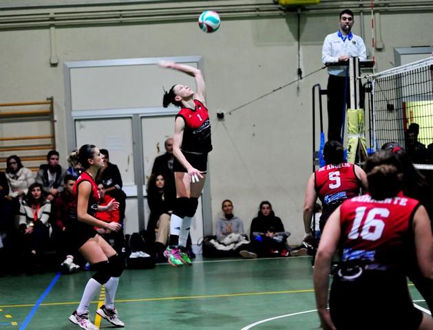 La Cv Volley rincorre i playoff