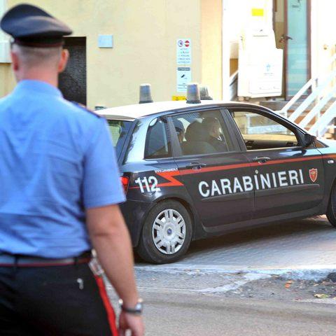 Aggredisce la cognata con un coltello: arrestato dai Carabinieri