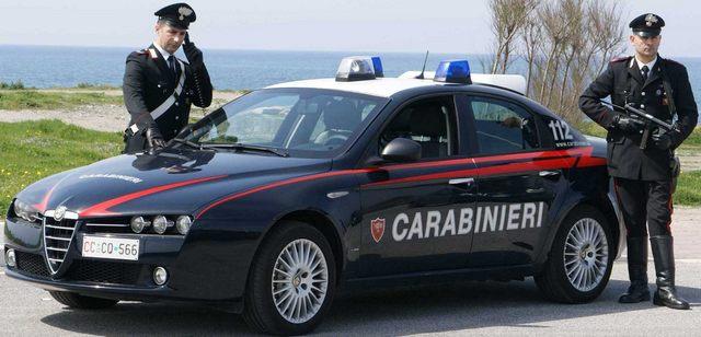 Quattro giovani nella rete dei Carabinieri