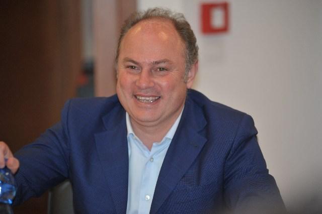 Il sindaco Luigi Landi in visita a Biograd