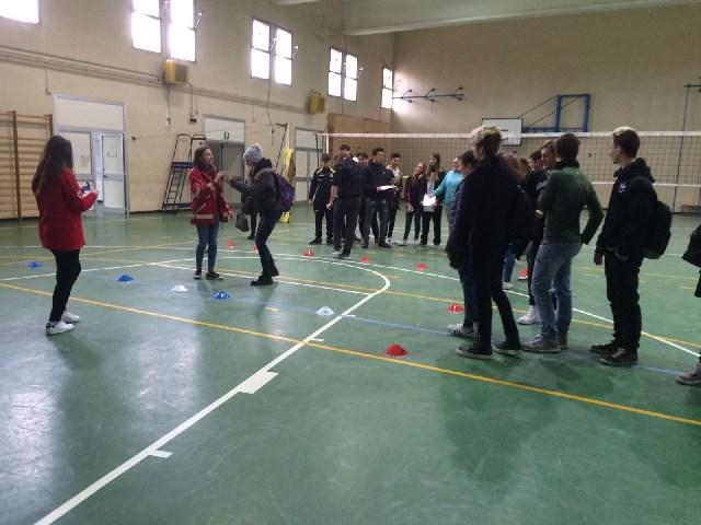Marconi: studenti diplomati in Bls