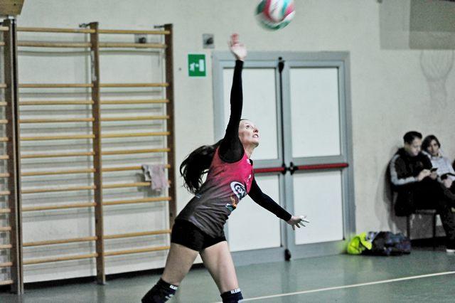 Delusione Cv Volley: rossonere battute e costrette a retrocedere