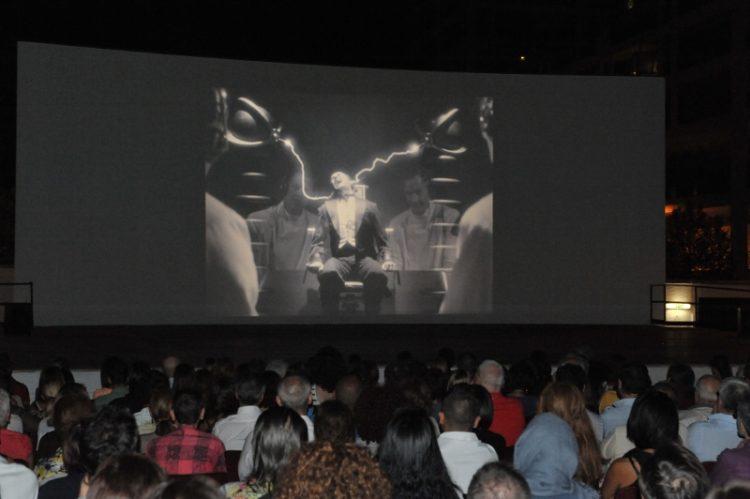 Cinema all'Arena: sette giorni per partecipare al bando
