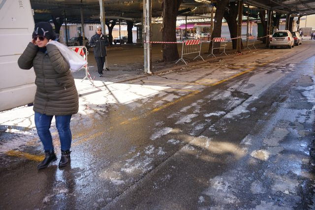 Emergenza neve: domani scuole chiuse