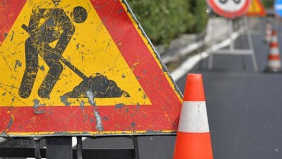 In corso il rifacimento del manto stradale tra l'Aurelia e lo svincolo Autostradale