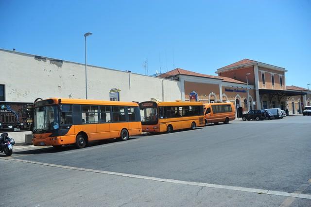 Trasporto pubblico al collasso