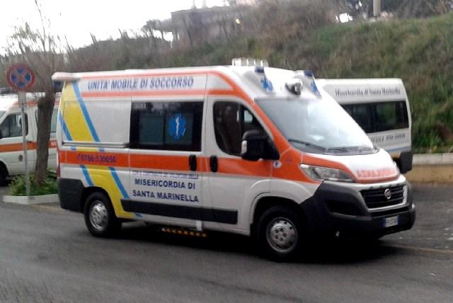 Nuova ambulanza per la Misericordia