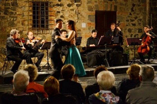 Montalto, concerto a Vulci tra musica e danza
