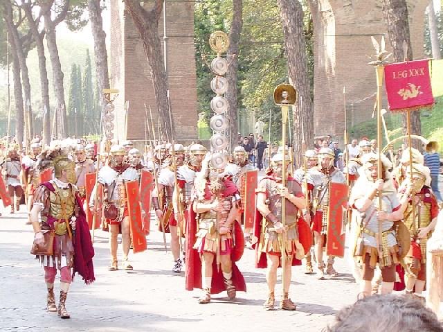 I legionari riconquistano Fiumicino