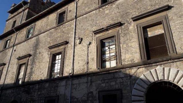 ''Palazzo Sacchetti, servono interventi urgenti''