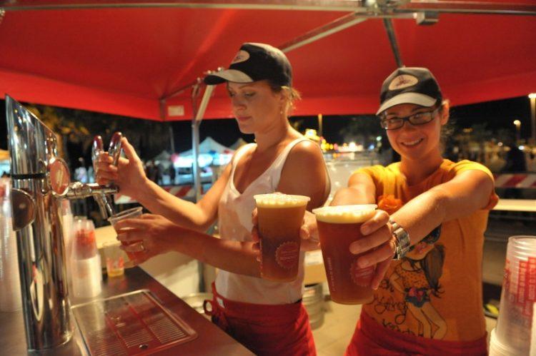 Festival della Birra e Sagra della Bruschetta: apertura col botto
