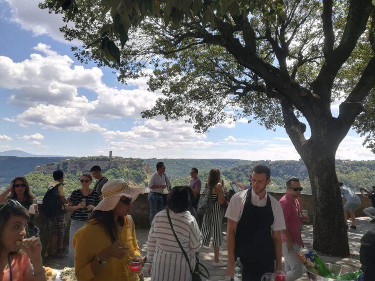 Tour operator da Argentina, Brasile, Cina, Giappone e Stati Uniti alla scoperta di Viterbo e Civita di Bagnoregio