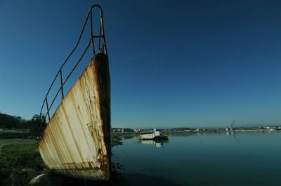 In Italia 31mila navi e 150 relitti abbandonati
