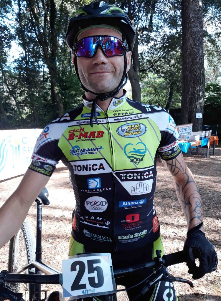 Mtb Santa Marinella: quattro podi tra mountain bike e strada
