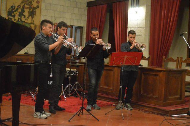 Ripartono i corsi dell'Accademia Tarquinia musica