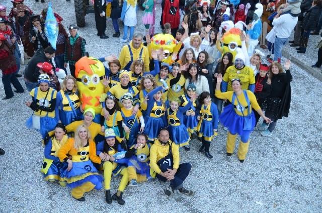 Carnevalando 2016, gran finale a Pescia Romana