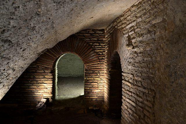Civitavecchia sotterranea (foto Walter Ibelli)