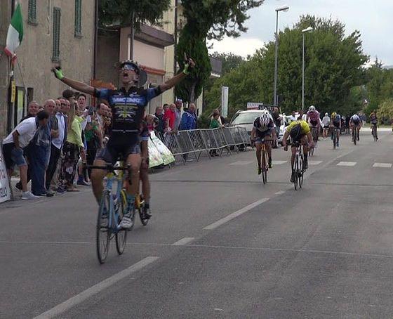 Marco Mammì vince il Trofeo Madonna del Ponte