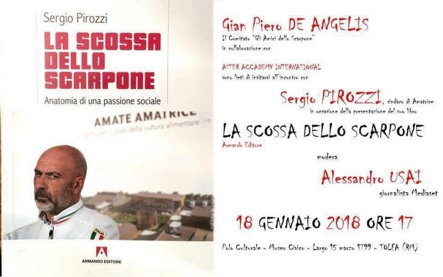 Sergio Pirozzi fa tappa a Tolfa