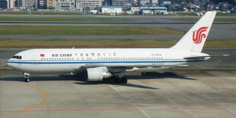 Air China taglia il traguardo dei 30 anni in Italia
