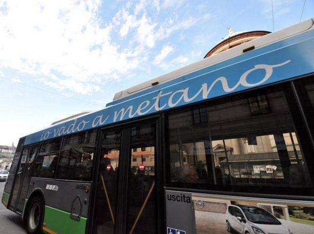 Autobus a metano, i primi mezzi a Civitavecchia entro fine aprile