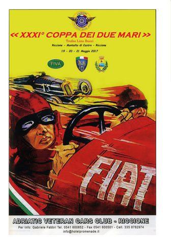 La Coppa dei due Mari – Trofeo Lino Bucci arriva a Montalto di Castro