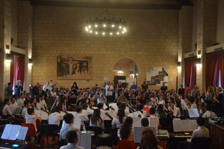 I vincitori del Concorso Musicale Internazionale Città di Tarquinia