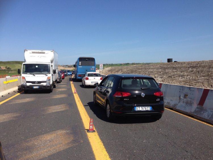 «L'autostrada non sarà inaugurata se prima non verrà realizzato quanto previsto»